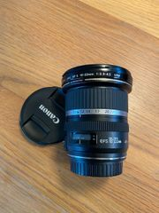 Canon Zoom Lens EF-S 10-22mm