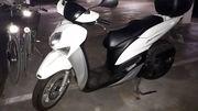 Schnäppchen Leichtkraftrad Yamaha RC