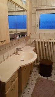 Badezimmermöbel in Beige