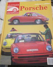 Buch Porsche Oldtimer