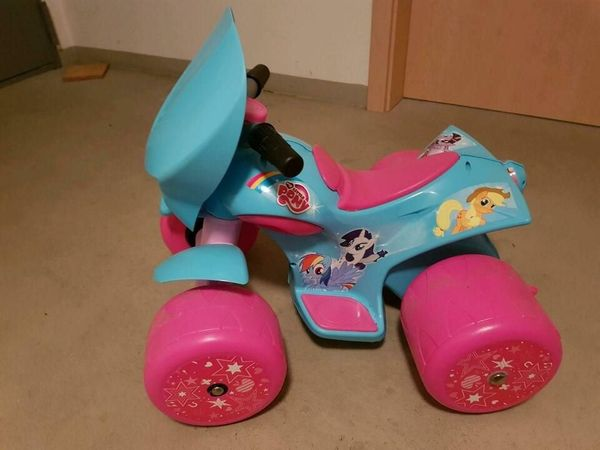 My little Pony - Elektrisches Kinderquad