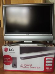 Verkaufen Fernseher Soundbar