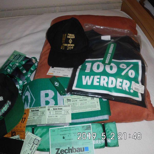 Werder Bremen Fanartikel