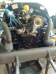 Käfer Motor 34 PS D