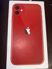 Apple iPhone 11 PRODUCT RED