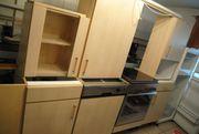 Nolte Wellmann Küchenschränke mit Elektrogeräte