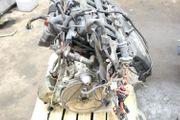 BMW E60 E61 Motorblock Triebwerk