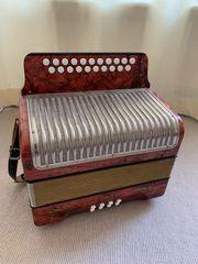 Hohner Corso Akkordeon Ziehharmonika