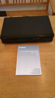 Yamaha CDX-396 CD-Player mit Fernbedienung