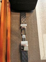 Breitling Bentley dark Saphir armband