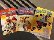 Verschiedene englische Kinder Lesebücher für