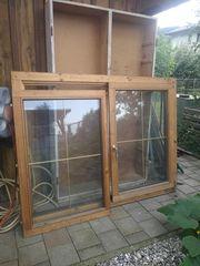 Fenster mit Fensterstock