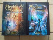 2 Gebundene Archie Greene Bücher