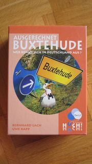 KArtenspiel Ausgerechnet Buxtehude