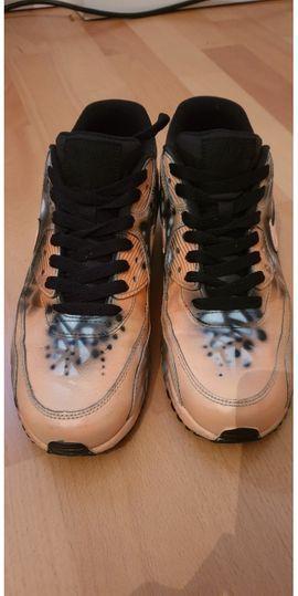 Nike Airmax Orange: Kleinanzeigen aus Lochau - Rubrik Schuhe, Stiefel