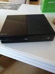 Xbox One mit einem Controller