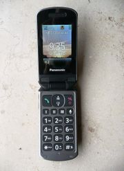 Seniorenhandy Klapphandy Panasonic KX-TU327 EXBE