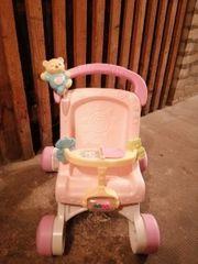 Lauf lern Kinderwagen von Mattel