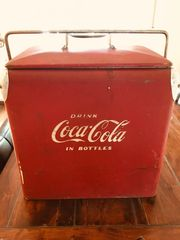 Vintage USA Coca Cola Box
