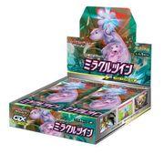 Pokemon Display Card Miracle Twin -