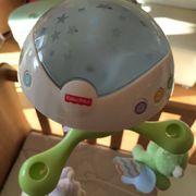 Spieluhr für Babywiegen von Fisher
