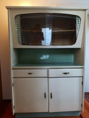 Küchenschrank aus den 50er 60er