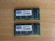 SODIMM RAM 2 x 512