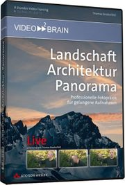 Landschaft Architektur Panorama - 8 Std