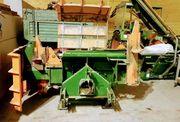 Posch Splitmaster 26 Tonnen Holzspalter