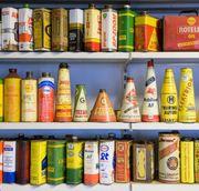 Suche alte Öl Dosen
