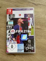 FIFA 21 für Nintendo Switch