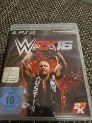 Wrestling Ps3