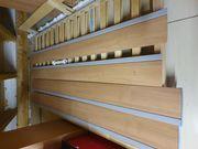 Doppelbett von Nolte in Holzoptik