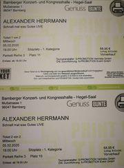 Reihe 3 bei Alexander Herrmann