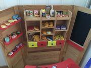 Kaufladen Holz Zubehör Real Minis
