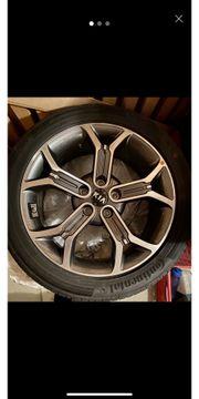 4 Stück Reifen Continental ContiSportContact