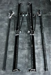 2 Thule Fahrradträger 1050-09 und