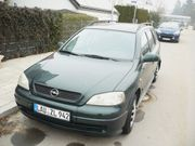 PKW Opel Astra 1 6