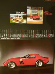 Ferrari Kalender