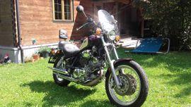Verkaufe mein Motorrad Yamaha XV: Kleinanzeigen aus Dalaas - Rubrik Yamaha über 500 ccm