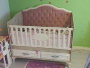 Babybett für Mädchen hochwertig