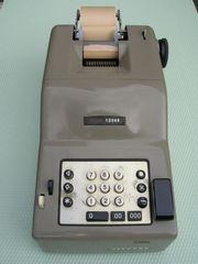 Olivetti Elettrosumma 14 Rechenmaschine