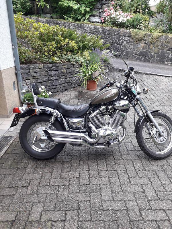 Yamaha Motorrad Cruiser XV 535