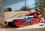 Kinderbett Piratenbett Crazy Shark mit