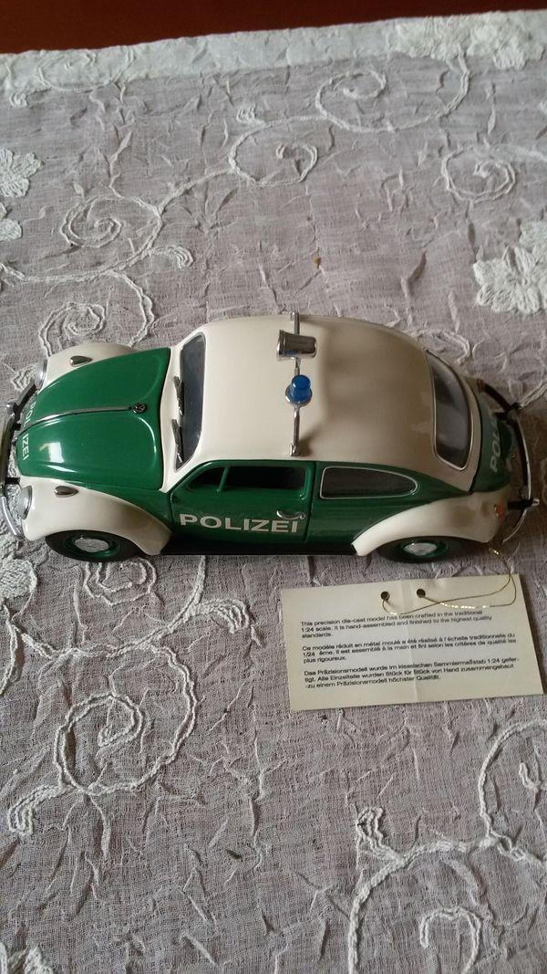Sammlerstück Modell VW-Käfer 1967