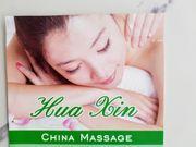 Chinesische Massage Essen