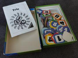Gesellschaftsspiele - TRIO - Ravensburger 23132 - Zahlenspiel