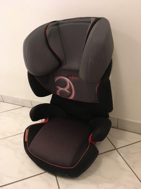 Autositz Kindersitz Cybex Solution x2-fix