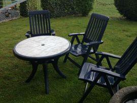 Sitzgarnitur: Kleinanzeigen aus Niederaichbach - Rubrik Gartenmöbel