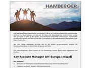 Key Account Manager DIY Europa